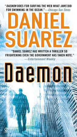 Codelearn recommendations: DAEMON, by Daniel Suarez