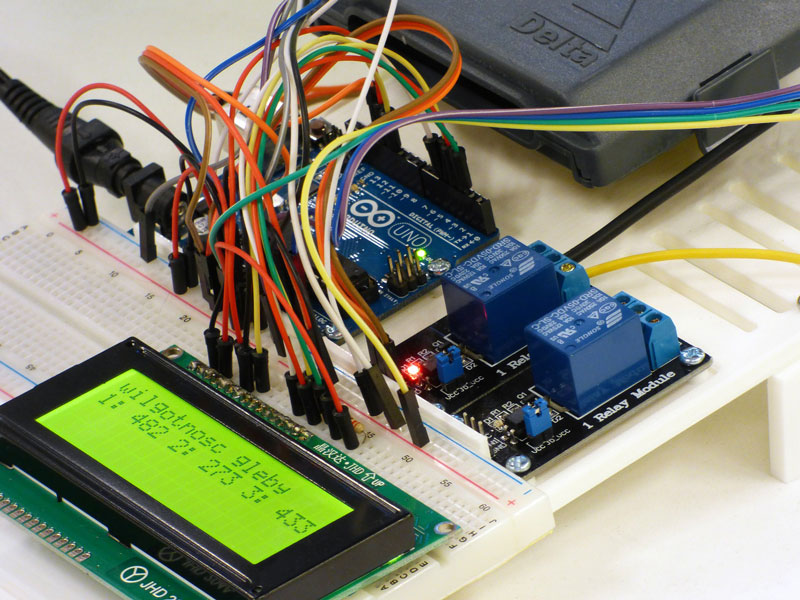 Arduino is an open-source hardware platform based on a board that allows to create interactive electronic objects