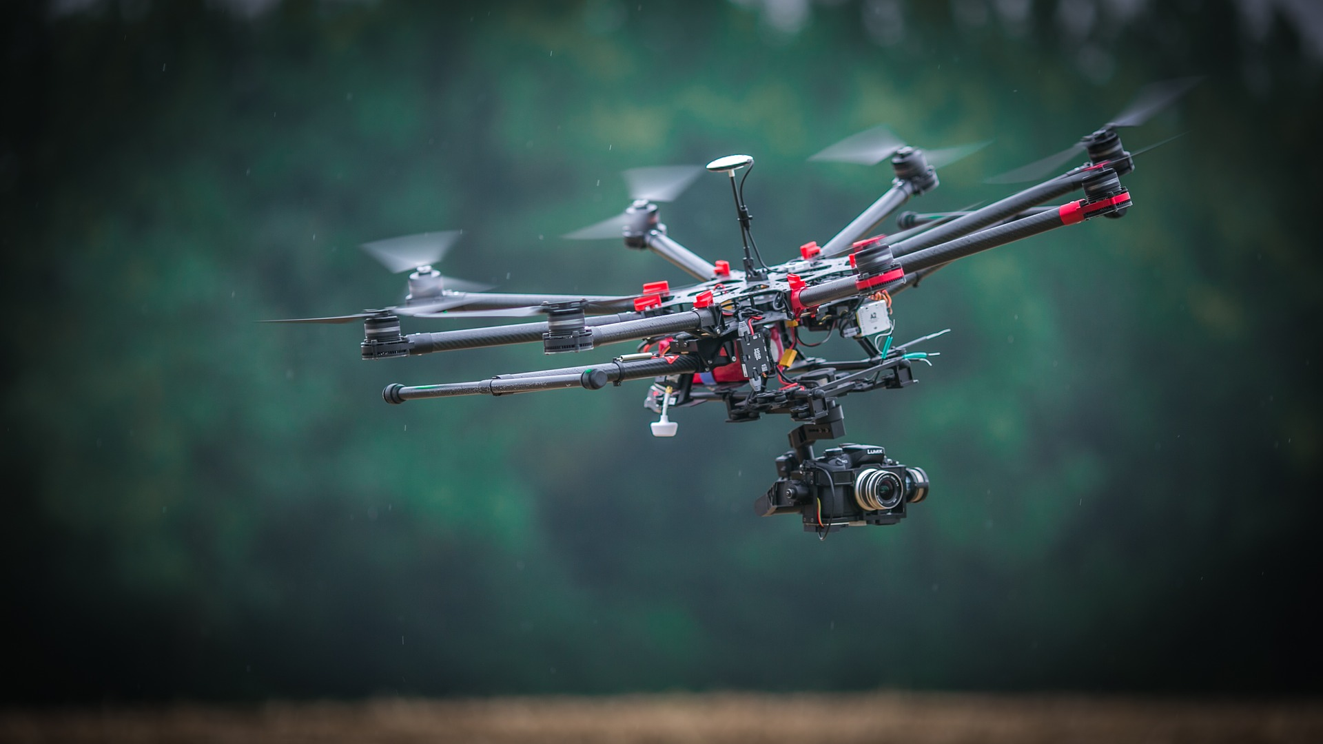 Drones are part of the UAV (Unmanned Aerial Vehicles), which means that they have no pilot and can be controlled either remotely or autonomously