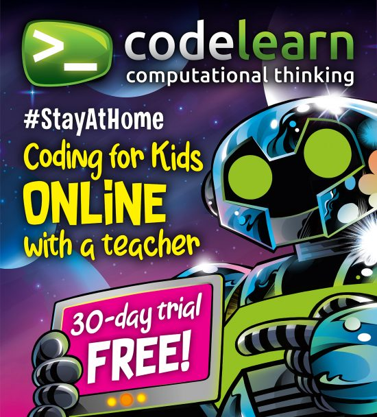 Resources to learn from home: Codelearn offers a 30-day free trial of its online platform