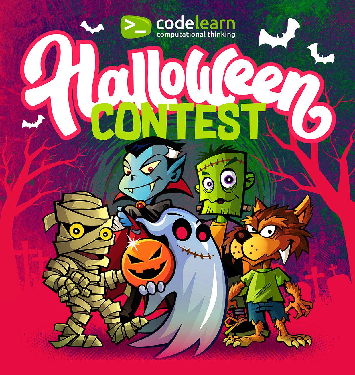 Codelearn's Halloween Contest