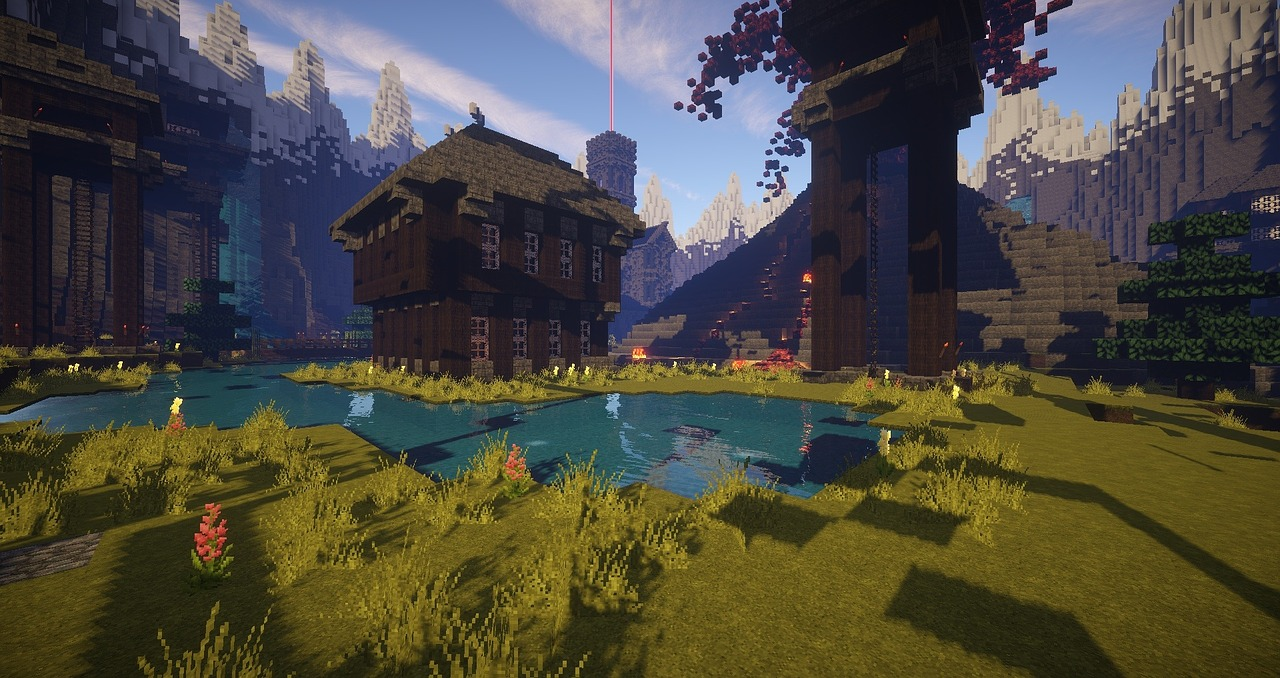 Online Minecraft Coding Courses