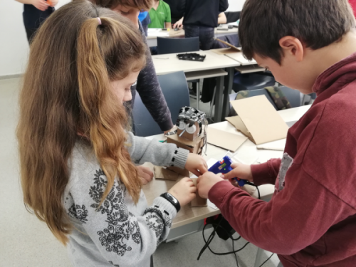 STEAM Education: developing computational thinking in schools