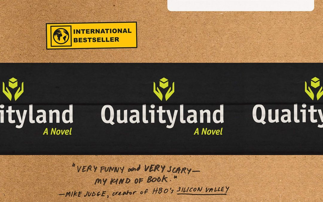 Codelearn recommendations: QualityLand, by Marc-Uwe Kling