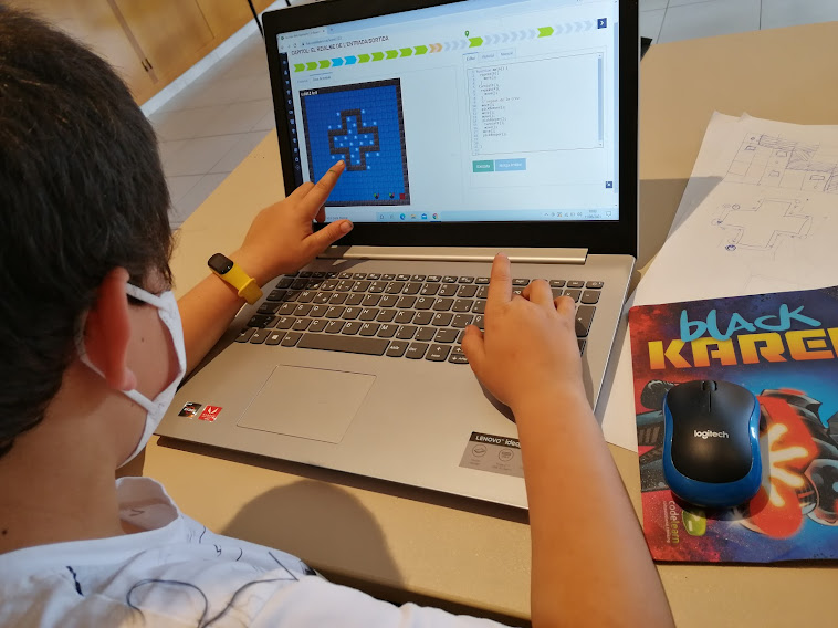 Codelearn, much more than a robotics after-school program for children