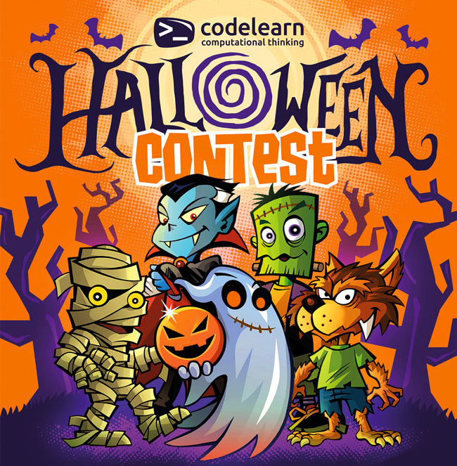 Halloween Contest: a spooky coding challenge